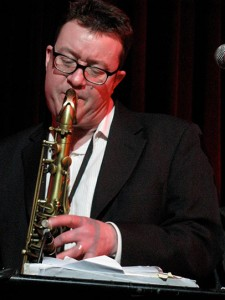 UK Saxophonist Phil Veacock