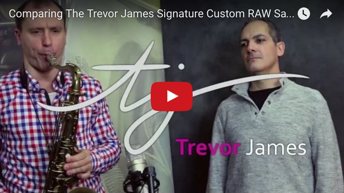 Trevor James Video Review