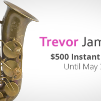 Trevor James Sax On Sale