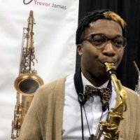 Carlos Brown Jr Trevor James Saxophones